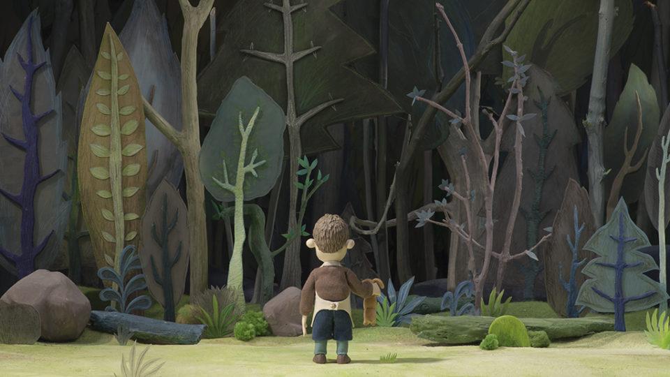 Owen et la forêt des loups