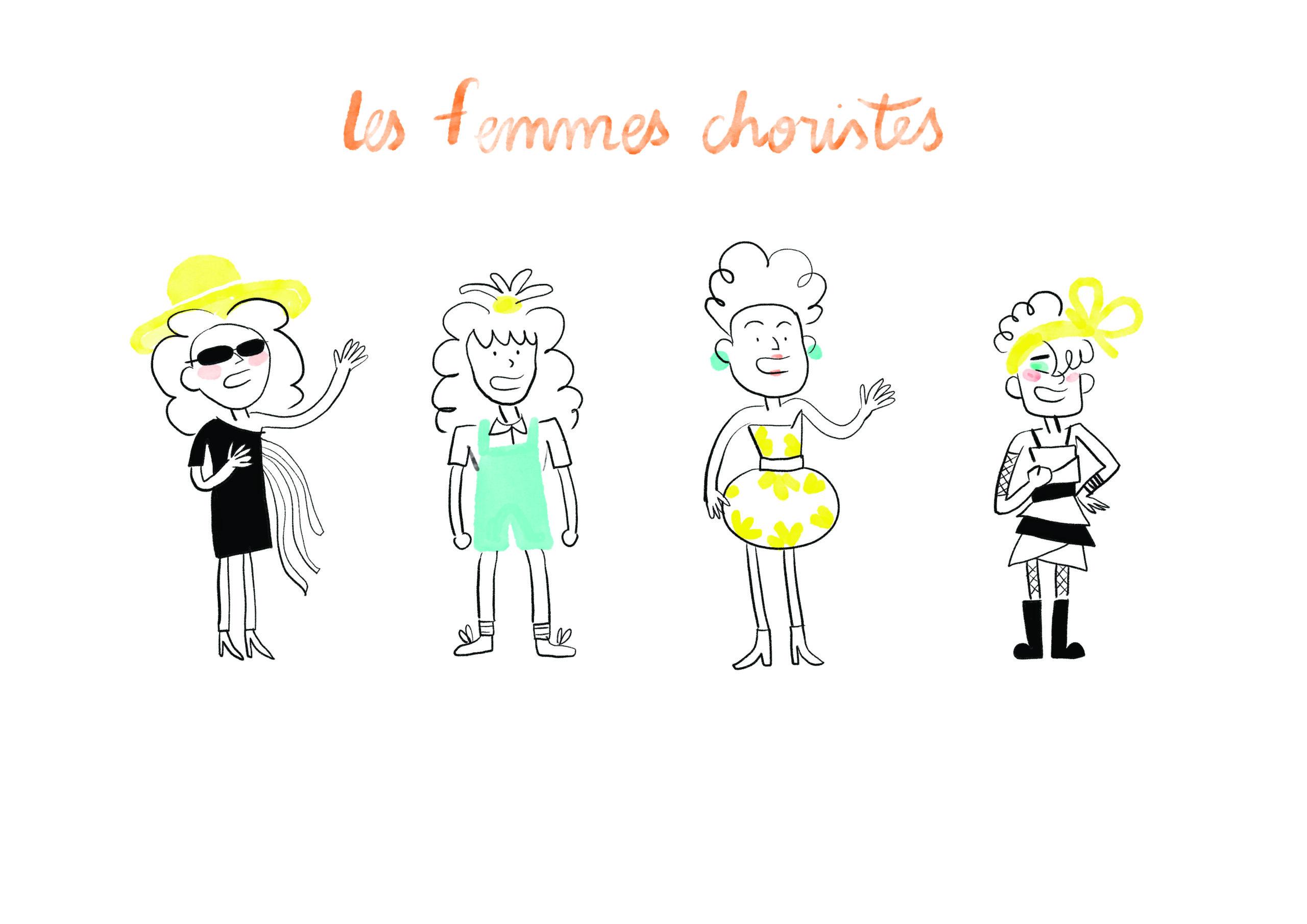 Femmes & Fame